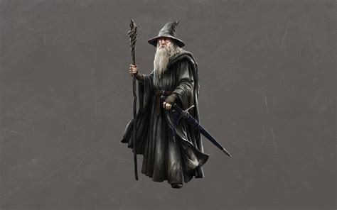 Lord Of The Ring Gandalf gandalf the lord of the rings artwork wizard sword