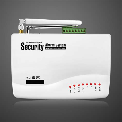 powerful new wireless wired home security system with auto