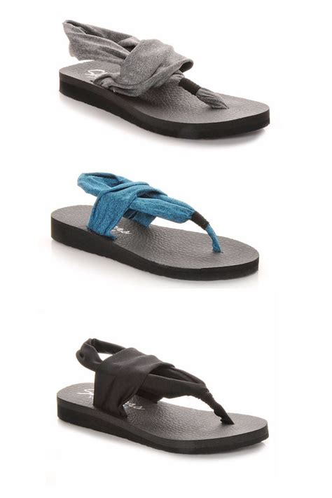 skechers sandals for for your toes these skechers sandals feature a