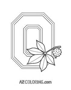 ohio state buckeyes coloring page coloring home