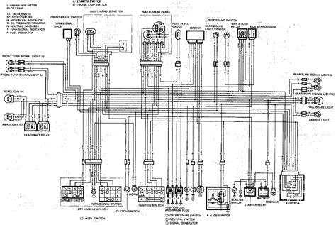 650 yamaha motorcycle wiring diagrams pdf 650 wiring