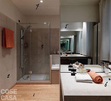 bagni di casa bagno in stile minimal idee da copiare cose di casa