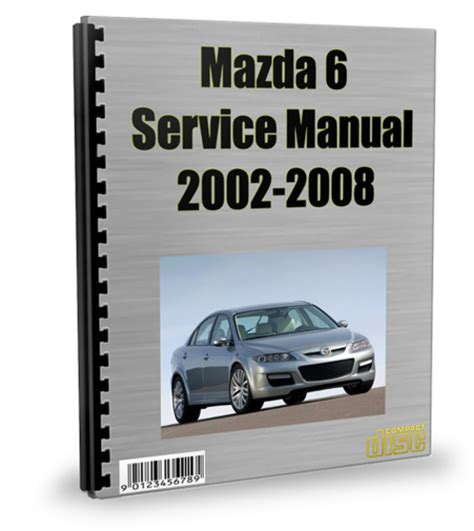 service manual service and repair manuals 2002 mazda mazda 6 2002 2008 service repair manual download download manuals