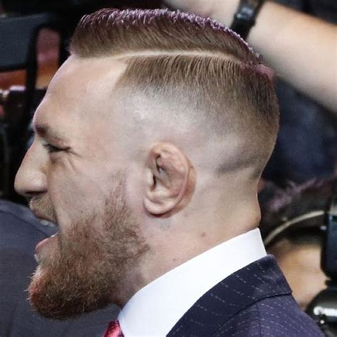 connor mcgregor hairstyles conor mcgregor hair what is the haircut how to style