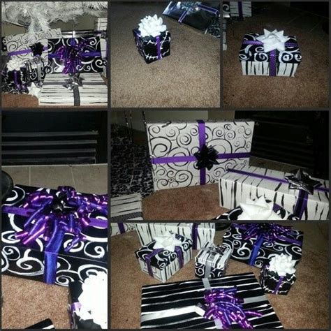 nightmare before christmas wrapping paper christmas