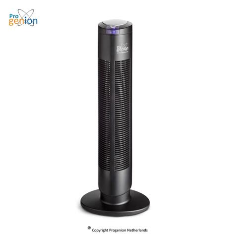 soundless design ionic air purifier functions without ventilator