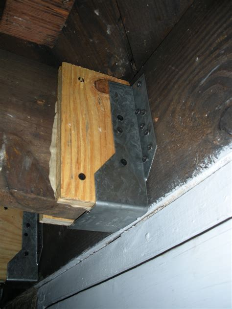 Floor Joist Brackets by Taylor S 187 This House Part 28 Of 63453 Joist