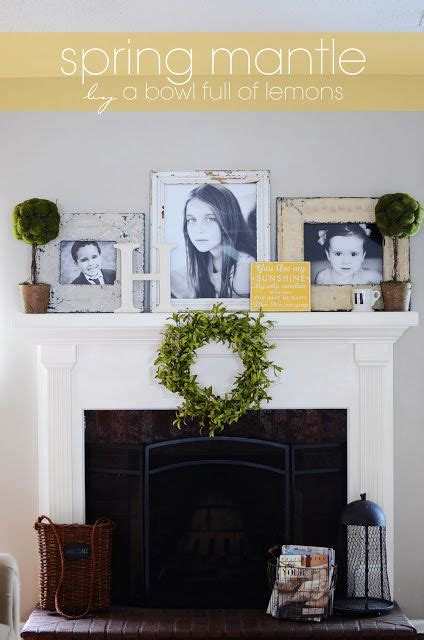 Everyday Fireplace Mantel Decorating Ideas 25 Best Ideas About Mantel Decor Everyday On Pinterest
