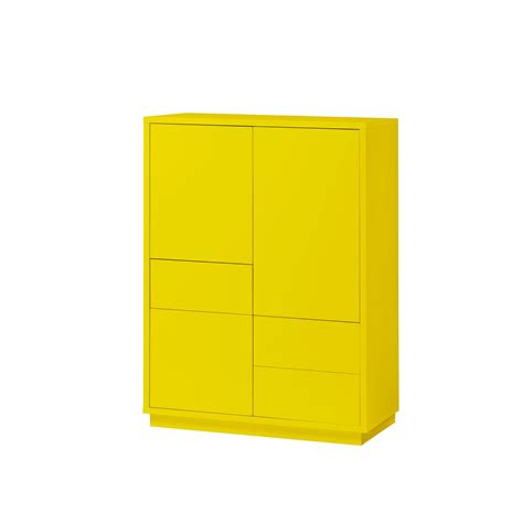 kommode gelb kommode gelb dekor highboard anrichte sideboard schrank 3