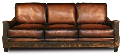 benefits of distressed leather sofa blogbeen