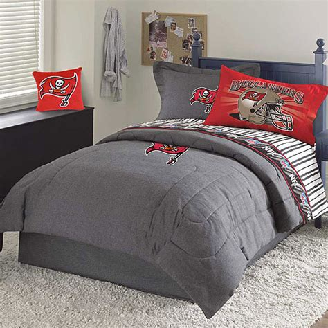 nfl comforters sets ta bay buccaneers nfl team denim queen comforter