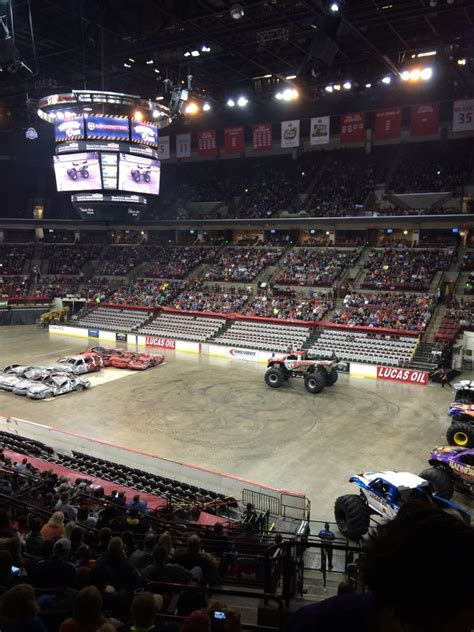 monster truck jam columbus ohio jerome schottenstein center columbus ohio monster
