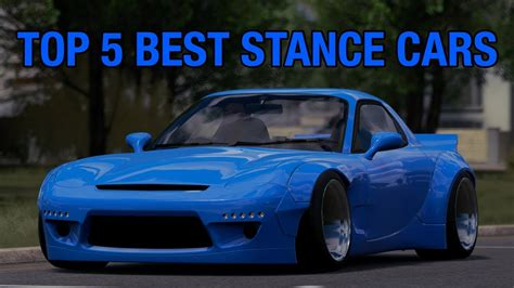 stanced cars forza horizon 3 top 5 best stance cars in forza horizon 3 youtube