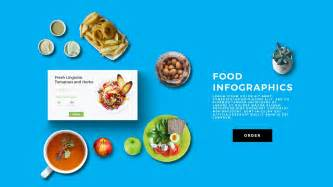 free powerpoint templates food food generating powerpoint template infographicon