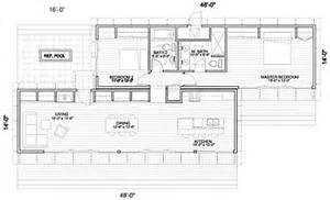 Contemporary Modular Homes Floor Plans by Modular Homes Plans