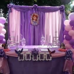 best 25 princess sofia birthday ideas on