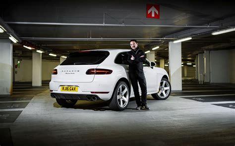 porsche macan turbo white porsche macan turbo 2017 term test review by car