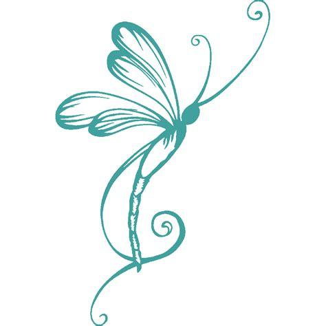 Wall Stickers Children stickers news stylized dragonfly art amp stick