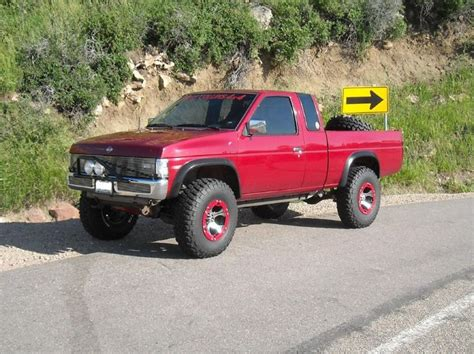 nissan pickup 4x4 custom nissan hardbody 4x4 google search stuff for my
