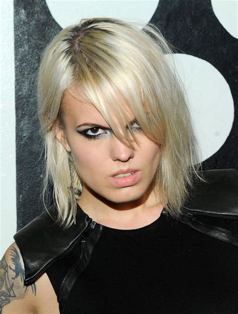 hairstyles edgy updos edgy medium hairstyles