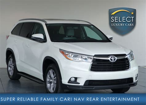 select luxury motors marietta ga select luxury motors marietta ga 2014 toyota highlander