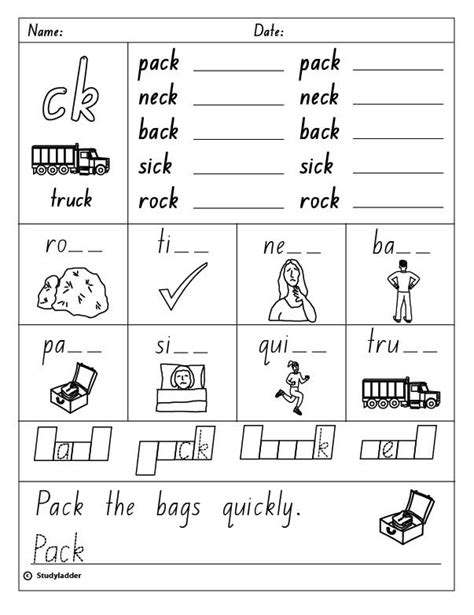 ck pattern words all worksheets 187 consonant digraph worksheets printable
