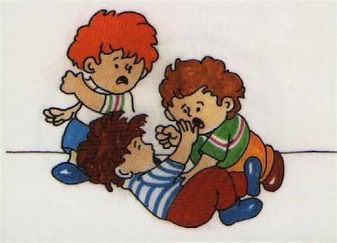 dibujos de niños jugando y peleando yo y mis emociones marzo 2012