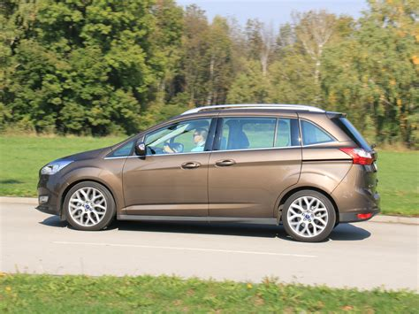 Ford Grand C Max Kofferraumvolumen by Ford Grand C Max 2 0 Tdci Titanium 170 Ps Aut
