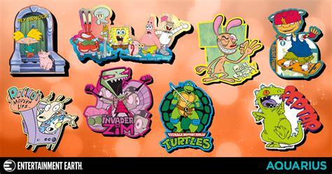cartoon funky chunky magnets