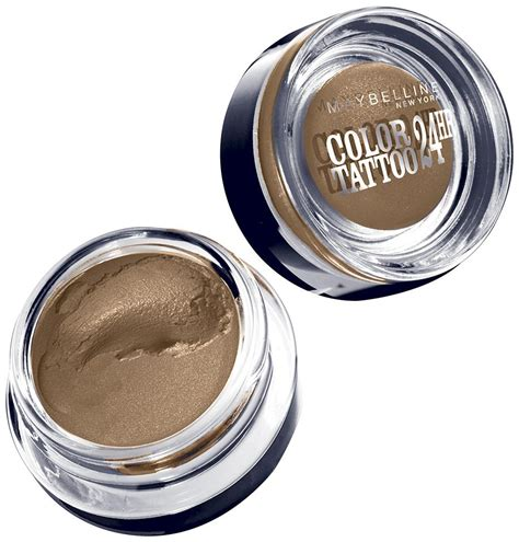 Eyeshadow A Maybelline 24 Hour Eyeshadow Bad To The
