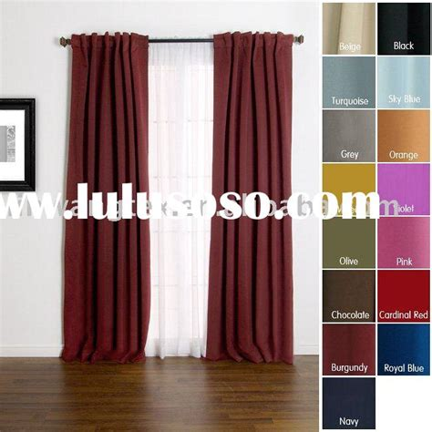 curtain cloth price 100 polyester discount blackout curtain cloth for sale