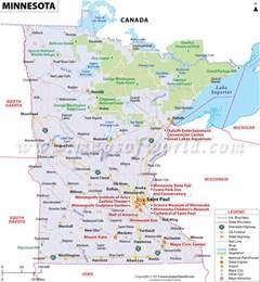 Minnesota Map Usa by Minnesota Map Buy Map Of Minnesota Mn Map