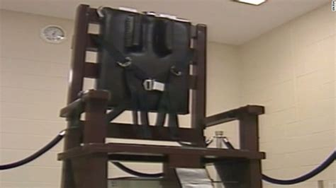 Electric Chair Tennessee by Tennessee To Bring Back The Electric Chair Cnn