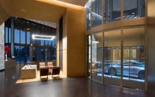Porsche Apartments Miami The Dezervator Drive In Lift Enables Residents Of Miami