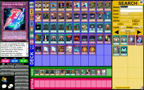 yugioh deck liste my ishizu ishtar yu gi oh deck by darkartsfart on