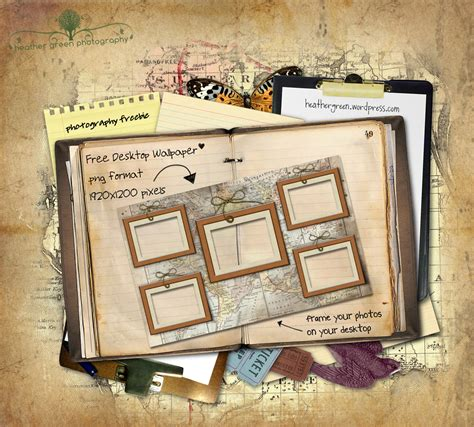 desk picture frames desktop wallpaper frame it by hggraphicdesigns on deviantart