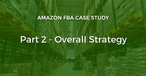 amazon fba amazon fba overall strategy part 2 digital nomad quest