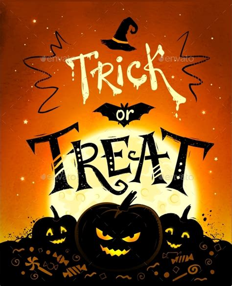 Trick Or Treat by Trick R Treat Poster Www Pixshark Images Galleries