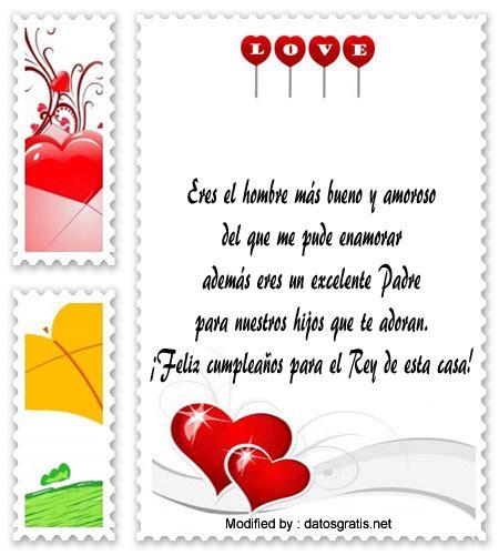 imagenes con mensajes de cumpleaños para mi esposo nuevas frases de amor para el cumplea 241 os de mi esposo