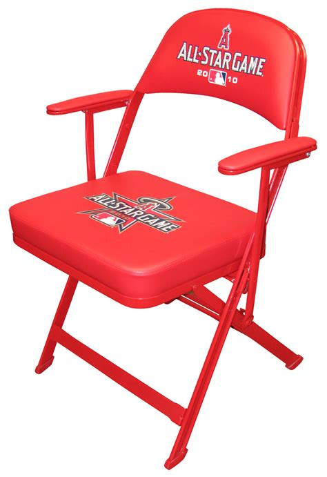 team logo chairs athletic seating
