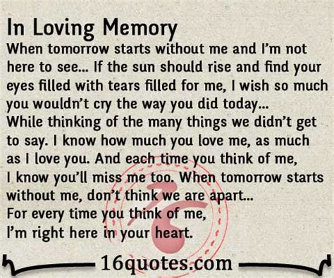 bullet for my lyrics in loving memory in loving memory of a friend quotes quotesgram
