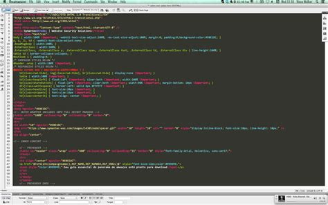 sublime text 3 dreamweaver theme dark code view theme color scheme for dreamweaver cs3