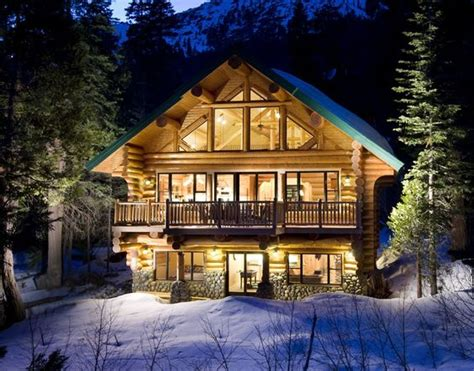 Log Cabin Vacation Spots Log Cabins For The Winter Log Cabin Wallpapers Log