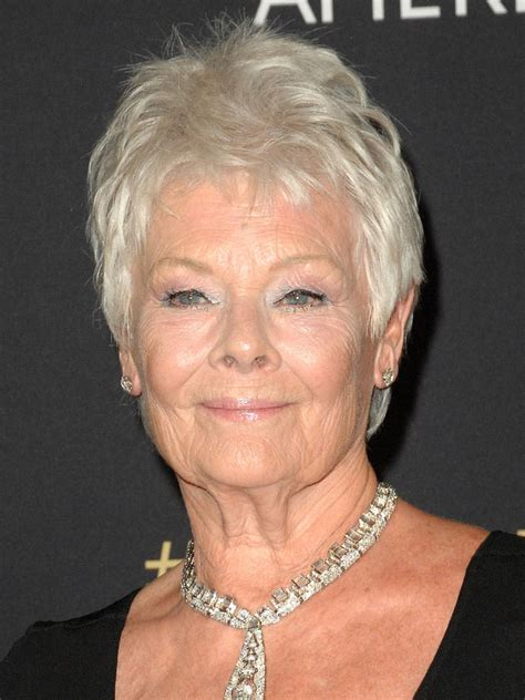 how to get judi dench hairstyle best young hair for my face