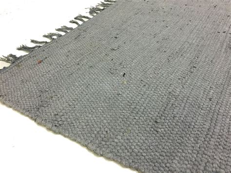 Gray Rag Rug by Rag Rugs Silje Grey Rag Rug Grey Trendcarpet Co Uk