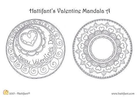 romantic mandala coloring pages 17 best images about coloriage on pinterest coloring
