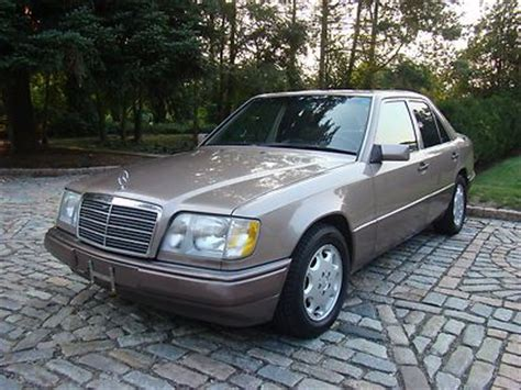 how to work on cars 1994 mercedes benz s class parking system find used 1994 mercedes e320 w 124 sedan lower miles maintained no reserve in philadelphia