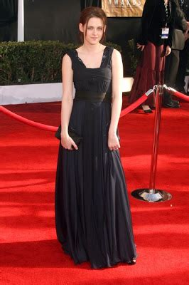 2008 Screen Actors Guild Awards The Carpet 2 by Kristen Stewart Fashion Kristens Carpet Steeze