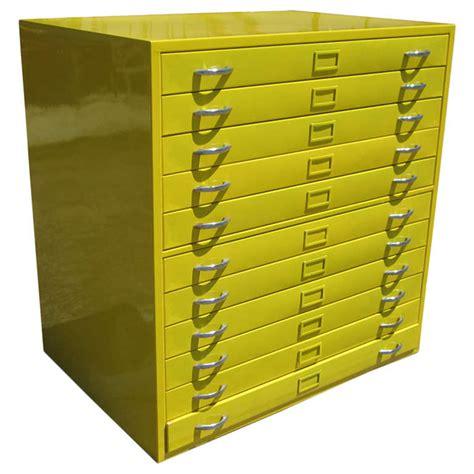 The Sofa King Northton Yellow Filing Cabinet Yellow Bisley 174 2 3 Drawer File