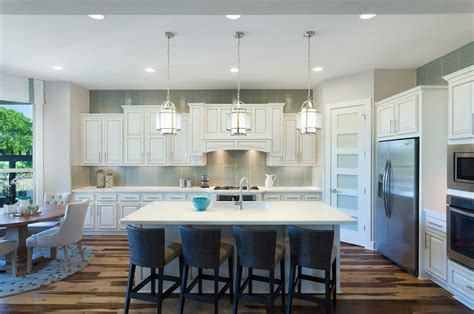 Kitchen Island Lighting by Lighting By Room White Bright And Attainable Designer